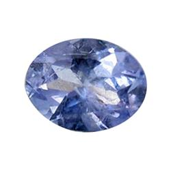 0.20ct Oval Cut Top AAA Blue Natural Tanzanite (GEM-7555E)