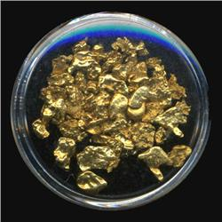 8.69 Gram Lot of Austraila Gold Nuggets 23+k (COI-6292)