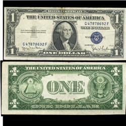 1935D $1 Silver Certificate Crisp Circulated SCARCE (COI-4687)