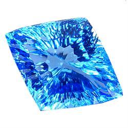 58.38ct Big AAA Fancy Cut Blue Quartz  (GEM-23037)