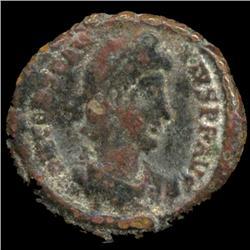 351AD Roman Coin Constantius Gallus Fallen Horseman Better Grade Bronze (COI-5900)