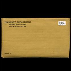 1956 RARE Unopened Envelope Proof Set (COI-2756)