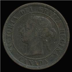 1888 Canada 1c Hi Grade (COI-6683)