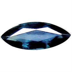 .3ct Marquise Cut Natural Blue Green Sapphire (GMR-0561)