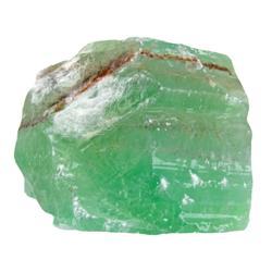 790ct Natural Rough Uncut Green Calcite Gemstone (GEM-25780)
