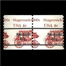 1982 RARE US Postage Stamp ERROR Mint (STM-0019)