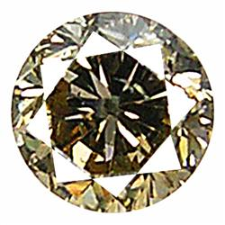 0.20ct Top Class Great Champange Diamond  (GEM-23564)