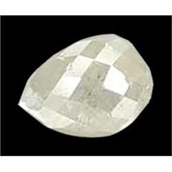 0.42ct Natural Champagne Diamond Briolette (GEM-16171A)