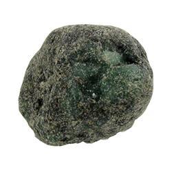 39.56ct Super Natural Rough Green Emerald Unheated (GEM-25757)