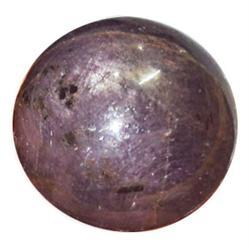 33.70ct Natural & Unheated Star Ruby Cabochon (GEM-19390)