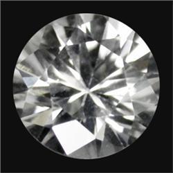4.25ct Beautiful White Zircon Gem (GMR-1027A)
