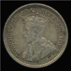 1918 Canada 5c Silver Hi Grade (COI-6701)