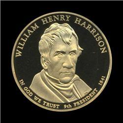 2009S Harrison Prez Dollar NGC Graded Super Gem PR69 DCAM (COI-5889)