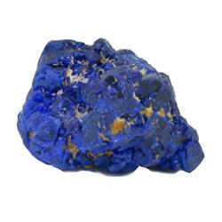 30ct RARE Azurite Crystal Cluster ALL AZURITE No Base Mineral (GEM-22446)