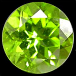 2Mm Vvs Diamond Cut Top Aaa Green Sapphire Nigeria (GMR-0289)