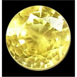 2mm Extreme Yellow Sapphire Songea VVS (GMR-0243)