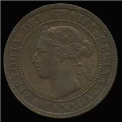 1901 Canada 1c Hi Grade (COI-6687)
