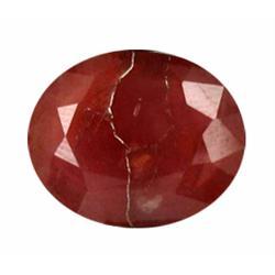 9.33ct Orange & Pink Padparadsha Sapphire (GEM-21506)