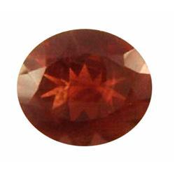 8.34ct Impressive Oval Shape Red Andesine Appraisal Estimate $6672 (GEM-19600)