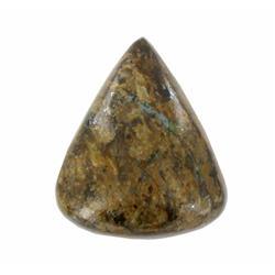 68.23ct Rare Pietersite Gem Pear Cut (GEM-20806)