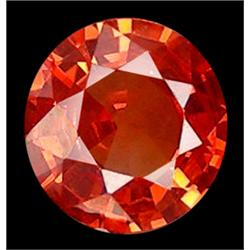 2.7mm Alluring Top Padparadscha Sapphire Round (GMR-0516)