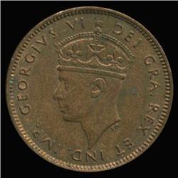 1938 Canada Newfoundland 1c Hi Grade RARE (COI-6773)