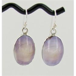 Sterling Shell Earrings (JEW-1391)
