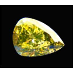 0.14ct Delightful Yellow Natural Diamond (GEM-22644)
