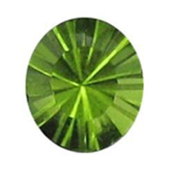 0.61 ct Beautiful Pakistan Peridot Green Round  (GMR-1063)