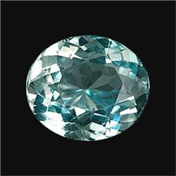 .85ct Glowing Natural Light Blue Aquamarine (GMR-1044)