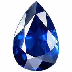 1.15ct Natural Deep Blue Sapphire Madagascar  (GEM-21029)
