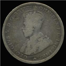 1912 Australia Silver Shilling Hi Grade Scarce (COI-6663)