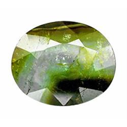 6.14ct Ravishing Natural Bi-Color Tourmaline   (GEM-22770)