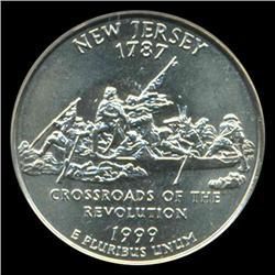 1999D NJ Quarter ICG MS67 (COI-5411)