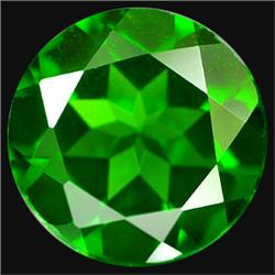 .5ct Natural Green Chrome Diopside Unheated  (GMR-1037)