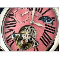 New Ladies Jeannerette Hi Fashion Watch Retail $2195 (WAT-113)