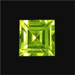 5.1mm Graceful Natural Green Peridot Unheated (GMR-1045)