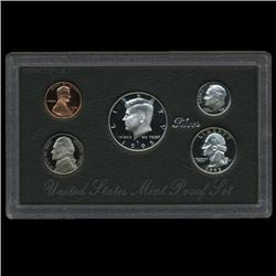 1995 US Silver Proof Set Super Gem Coins UNSEARCHED (COI-2095)