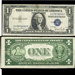 1935D $1 Silver Certificate Crisp Circulated SCARCE (COI-4687)