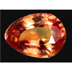 1.01ct Beautiful Orange Sapphire Songea (GEM-19862)