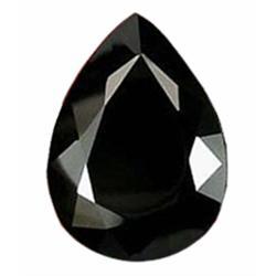 18ct Black Pear Shape Lab Diamond Gemstone (GEM-22008)