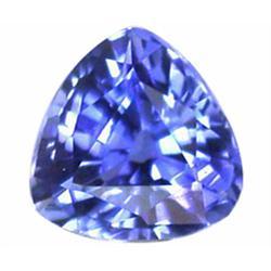 0.87ct Blinding Tanzanite Color Sapphire Ceylon (GEM-19852)