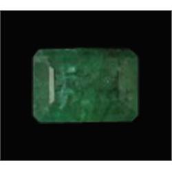 0.85ct Natural Columbian Emerald Gem Octagon (GEM-21552)