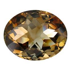36.52ct 100% Unheated Flawless Beautiful Imperial Topaz  Appraisal Estimate $73040 (GEM-24623A)