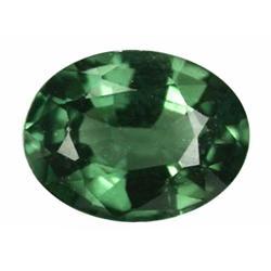 1.19ct Superior Green Sapphire Ceylon (GEM-19844)