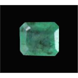 0.63ct Natural Columbian Emerald Gem Octagon (GEM-21546)