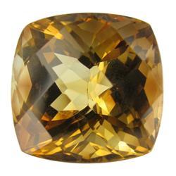 26.56ct Beautiful Hot Imperial Topaz Appraisal Estimate $53120 (GEM-23382D)