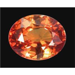 1.06ct Gorgeous Orange Sapphire Songea (GEM-19835)