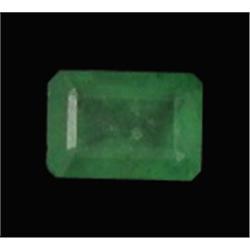 1.09ct Natural Columbian Emerald Gem Octagon (GEM-21548)