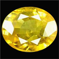 1.89ct Natural Canary Yellow Sapphire (GEM-21401)